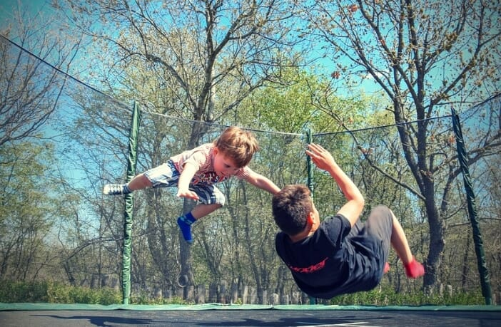 Are Trampolines Safe For 3 Year Olds