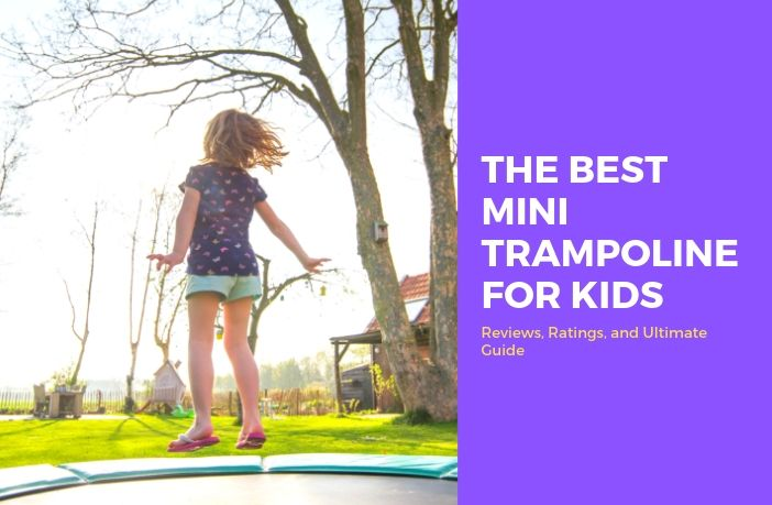 Best Mini Trampoline for Kids - Featured Image - The Jump Central